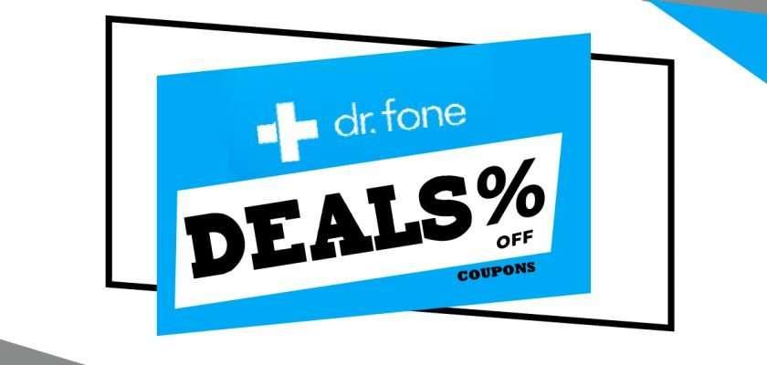 dr fone coupon